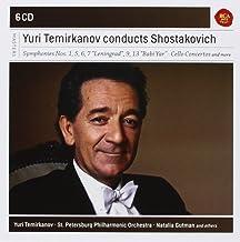 Yuri Temirkánov Conducts Shostakóvich