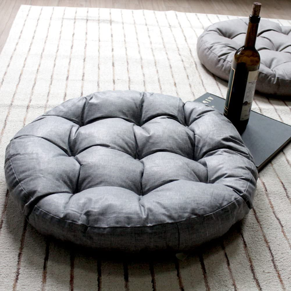 BEIGOO Max 90% OFF Floor Cushions Pillow Seating Mat Round for Bay Window Challenge the lowest price of Japan Li
