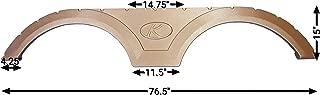 2012-2015 Keystone Passport New Fender Skirt (Copper)
