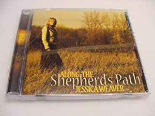 Audio Music CD Compact Disc Of Along The Shepherd's Path's JESSICA WEAVER.
