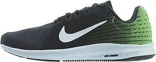 Nike Men's Downshifter 8 Anthracite/White/Lime Blast/Black 11 D US
