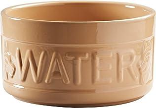 Mason Cash Cane Lettered Water Bowl, 1.8L, Brown 28488