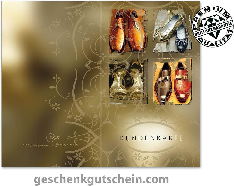 100 Stk. Kundenkarten für den Schuhfachhandel Schuhfachhandel Schuhfachhandel SH571 B075V53FVN | Guter Markt  | Diversified In Packaging  | Sehr gelobt und vom Publikum der Verbraucher geschätzt  bc3d86