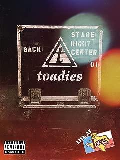 toadies texas live