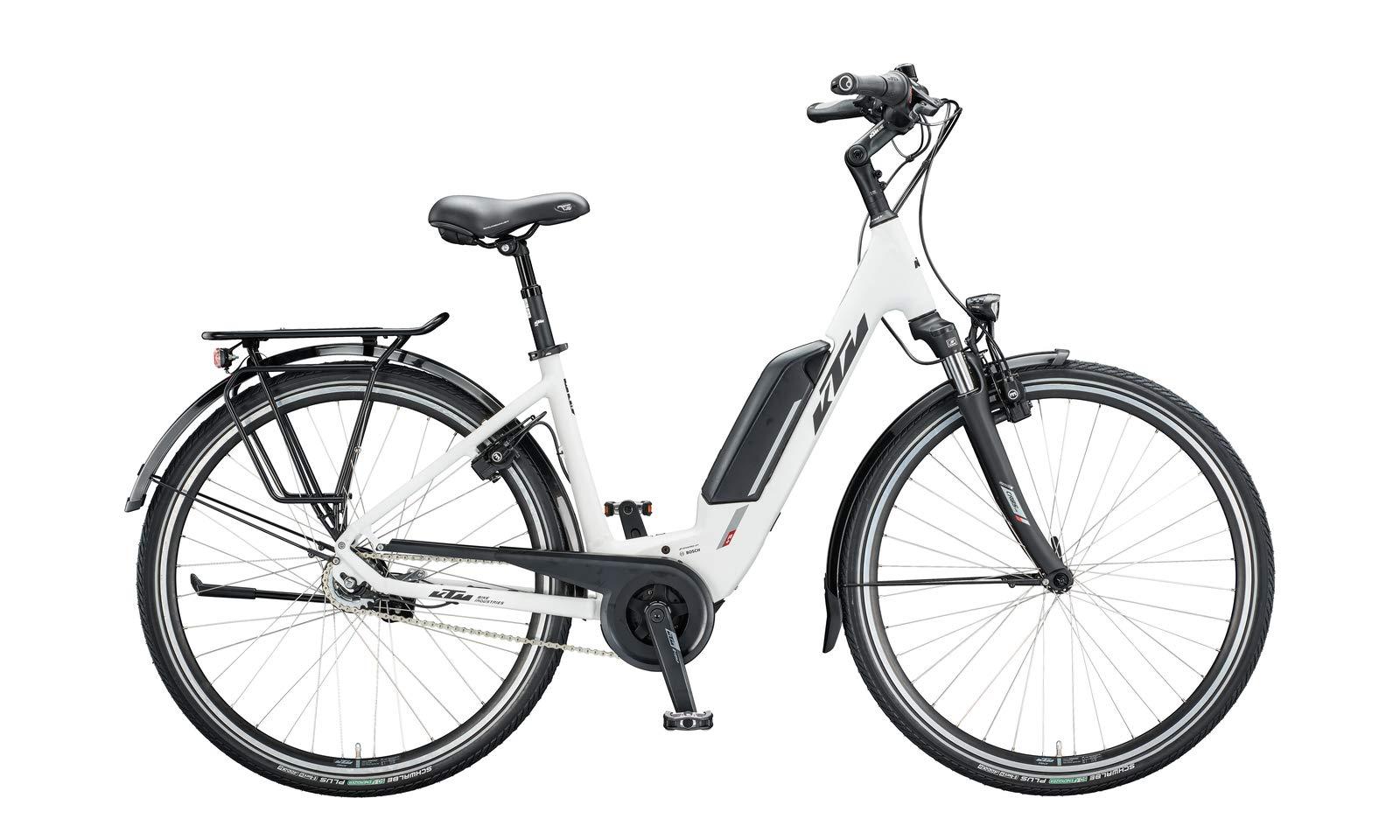 KTM Macina Central 8 RT Bosch Trekking 2020 - Bicicleta eléctrica (28