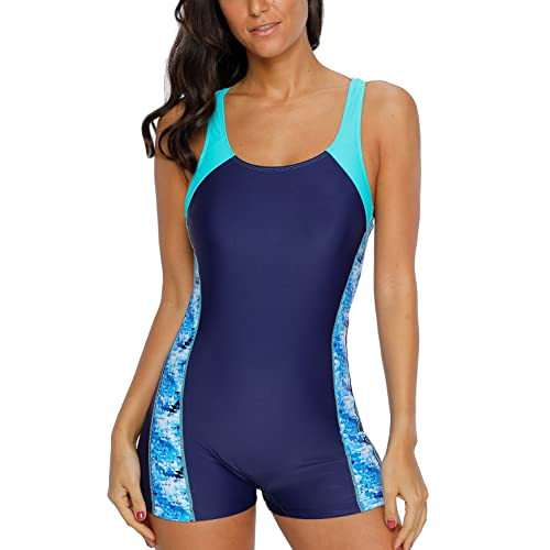 Modest One Piece Swimming Suit Amazoncouk