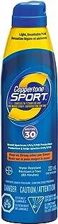 Coppertone Sport Sunscreen SPF30 Continuous Spray 222 ml