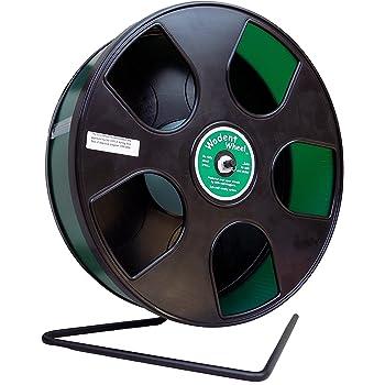 "Suncoast Sugar Gliders Wodent Wheel Senior & Tail Shield - 11"" Running Wheel for Small Pets"