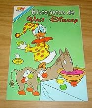 Historietas de Walt Disney #822 VF ; Editorial Novaro comic book