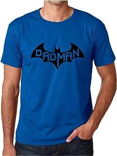 CBTWear Dadman - Super Dadman Bat Hero Funny Premium Men's T-Shirt