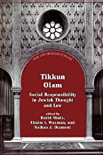 Tikkun Olam: Social Responsibility in Jewish Thought and Law (The Orthodox Forum Series)