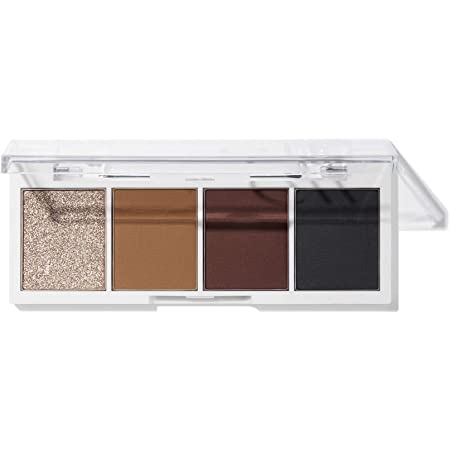 e.l.f, Bite-Size Eyeshadows, Creamy, Blendable, Ultra-Pigmented, Easy to Apply, Truffle, Matte & Shimmer, 0.12 Oz