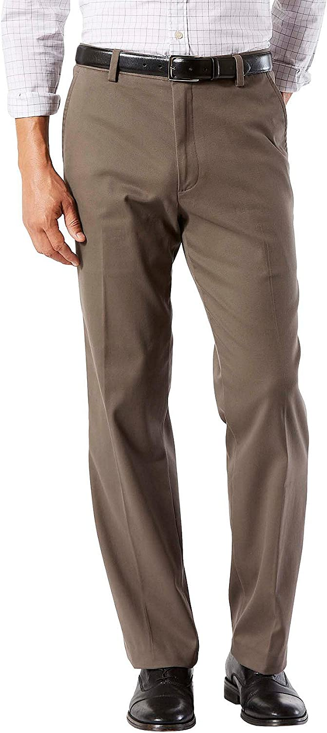 Dockers Mens Easy Khaki Classic Fit Stretch Pant D3
