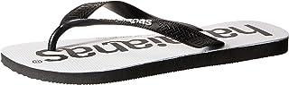 Havaianas Unisex's Top Logomania Flip Flops