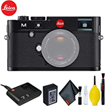 Leica M (Typ 240) Digital Rangefinder Camera (Black) - Starter Bundle