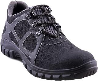 Timberwood Steel Toe Safety Shoe In Black Colour for Men-FTW005 (10)