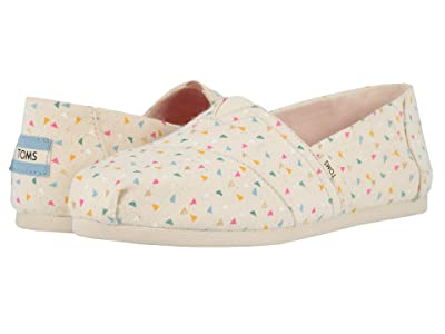 TOMS Alpargata (Multi Color Funfetti) Women