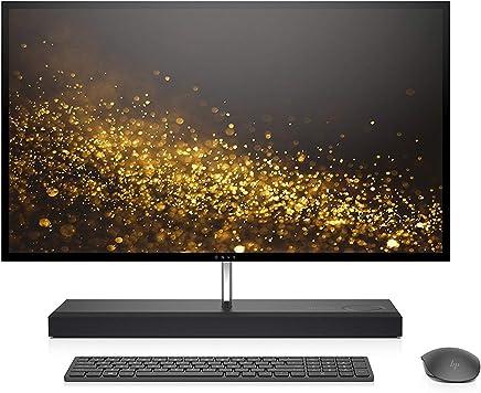 "HP Envy 27 Touch Desktop 2TB SSD + 2TB HD 32GB RAM UHD 4K (Intel Core i7-8700T Processor Turbo 4.00GHz, 32 GB RAM, 2 TB SSD + 2 TB HD, 27"" UHD 4K Touchscreen, Win 10) PC Computer All-in-One"