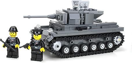 Battle Brick Deluxe German Panzer IV Custom Set