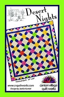 Canton Village Quilt Works Desert Nights