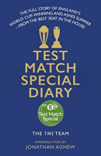 Test Match Special Diary