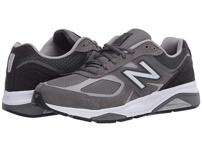 New Balance  1540v3 (Grey/Black) Mens Shoes