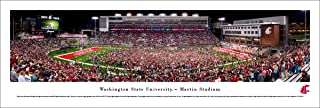 Washington State Football, Storm The Field - College Posters, Framed Pictures and Wall Decor by Blakeway Panoramas