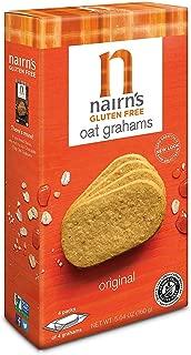 Nairn's Original Oat Grahams Biscuit Breaks (5.64Oz, 160g) x6 Gluten Free