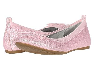 Nina Kids Esther (Little Kid/Big Kid) (Pink Embossed) Girls Shoes