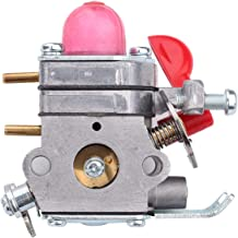 Mannial C1U-W19 Carburetor Carb fit Poulan P4500 P4500F PP025 PP125 PP125E PP25E PP325 SM705 Trimmer PP258TP PP258TPC Pruner McCulloch MC025 MC125 Trimmer Replace 530071811 530035592