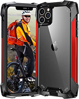 WIFORT Case Compatible for iPhone 11 Pro 5.8'', Durable Shockproof Military Grade Sturdy Drop Tested Case with Reinforced ...