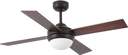 Amazon.es: ventiladores de techo faro: Iluminación