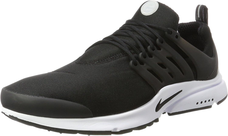 Nike - Sportswearair Presto Essential - Baskets - Noir/Blanc ...