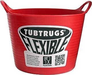 Red Gorilla Multipurpose Tub, 0.37 Litre Capacity, Red