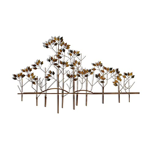 72d3b8357a Tree of Life Metal Wall Sculpture - 39 Inches Wide x 24 Inches High Metal  Wall