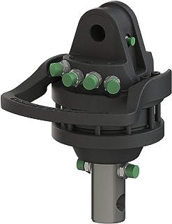tapa de estaca cuadrada 91 x 91 mm con bola Joma Tech Tapa para poste de bola de acero galvanizado