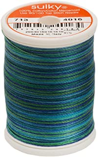 Sulky 25767 Blendables Thread 12wt 330yd, Peacock Plume