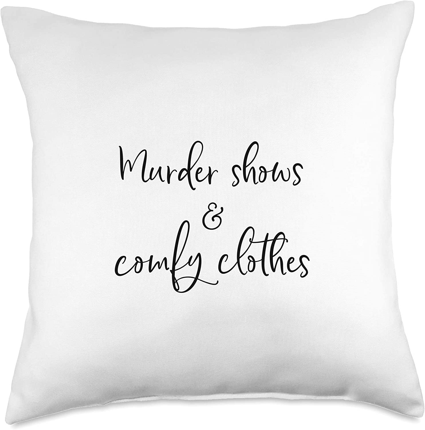 Funny Over item handling ☆ True Crime Gifts For Women And Shows ElizaDesigns - Very popular Murder