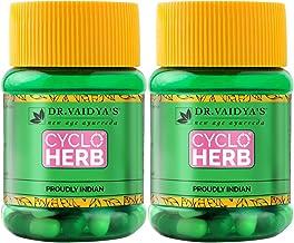 Dr. Vaidya's New Age Ayurveda   Cycloherb   30 Pills Each (Pack of 2)