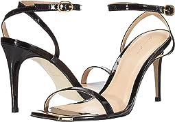 Gold Tip Heeled Sandal
