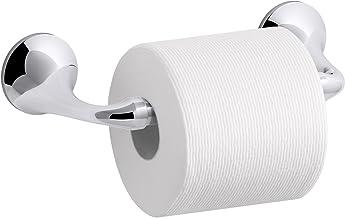 KOHLER K-R72787-CP Elliston Toilet Tissue Holder, Polished Chrome