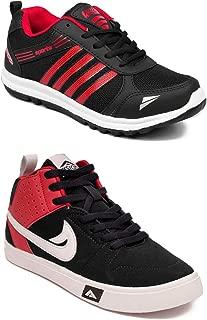ASIAN Boy's Denim Lightweight,Walking Shoes,Running Shoes & Casual Shoes