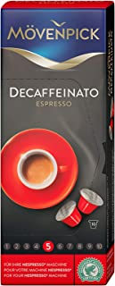 Movenpick Decaffeinato Espresso - 10 capsules