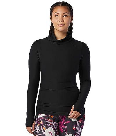 New Balance Transform Cowl Tunic (Black) Women