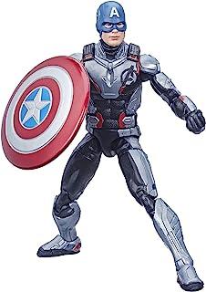 Avengers Hasbro Marvel Legends Series Endgame 6 Captain America Marvel Cinematic Universe Collectible Fan Figure
