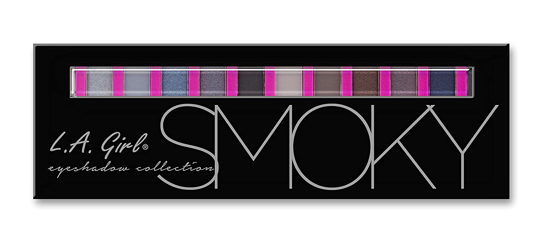 L.A. Girl Beauty Ranking Max 43% OFF TOP18 Brick Smoky 0.42 Ounce Eyeshadow