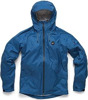 Howler Brothers Aguacero Rain Shell Post Blue XL