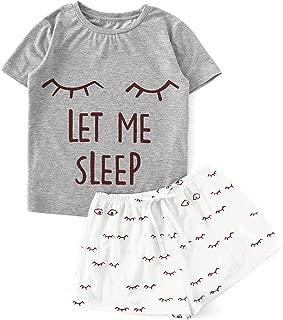 teenage pyjama shorts