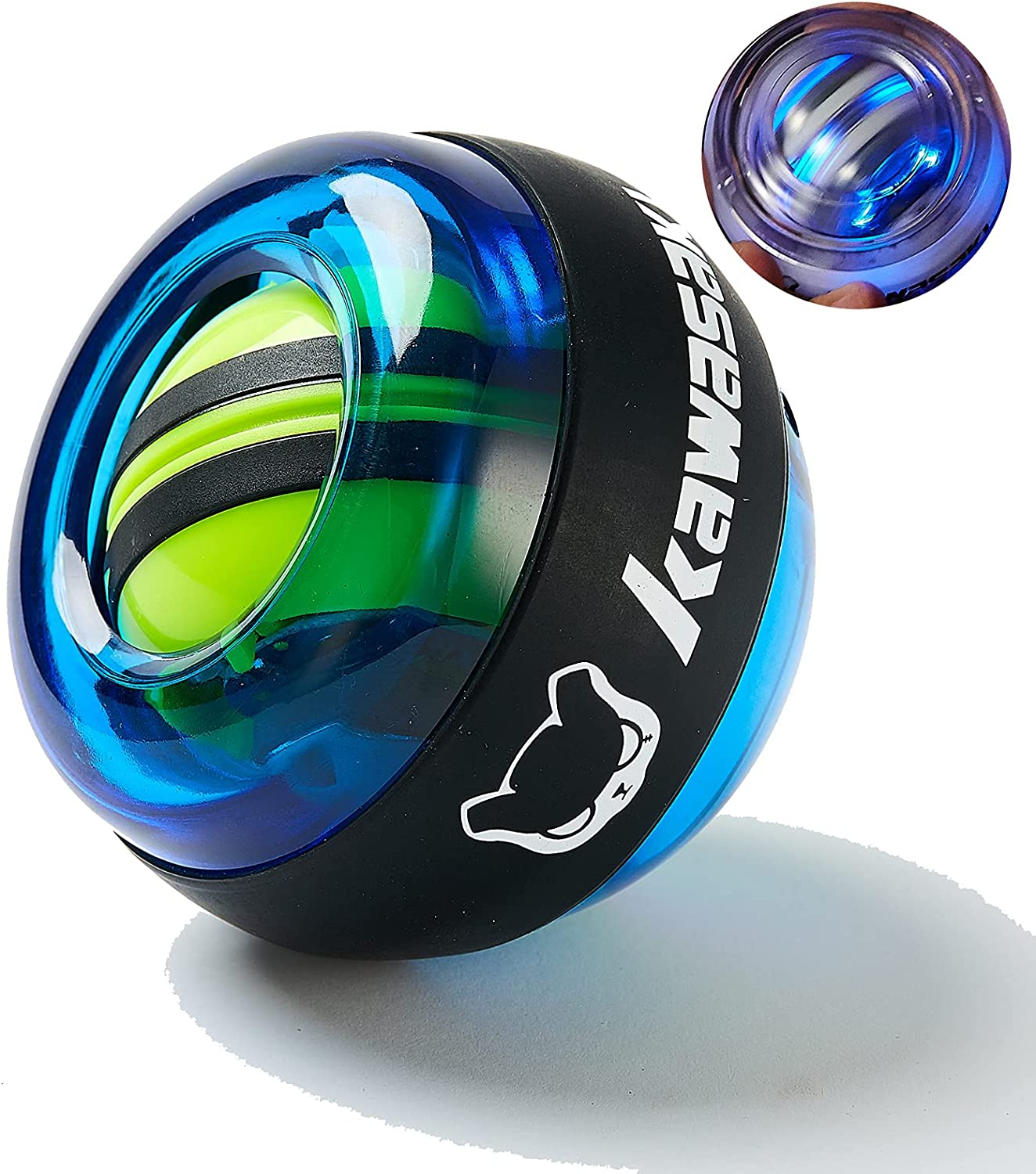 Power Ball Max 58% OFF Max 50% OFF Auto-Start 2.0 Wrist Forearm Exerciser Trainer W