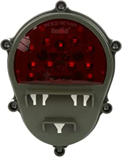 Trucklite 07411 Rear Military LED Composite Thin Lamp Green w/Bucket